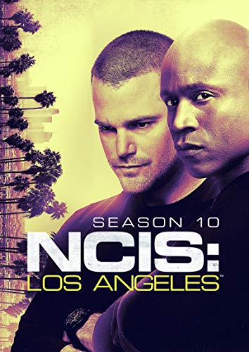 Ncis Los Angeles Season 10 DVD Nr