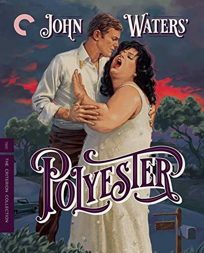 Polyester Divine Hunter Massey Blu Ray Criterion