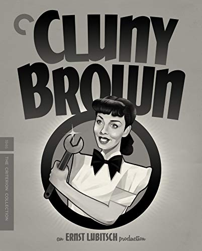 Cluny Brown Boyer Jones Blu Ray Criterion