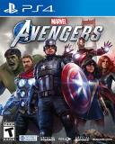 Ps4 Marvel's Avengers