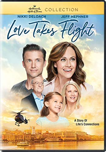 Love Takes Flight Deloach Thon DVD Nr