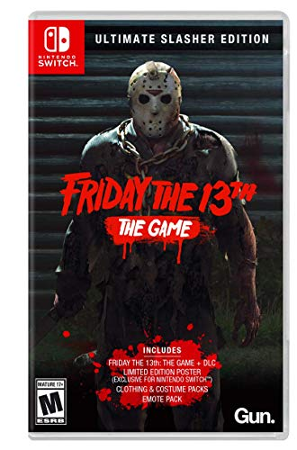 Nintendo Switch Friday The 13th The Game Ultimate Slasher Edition