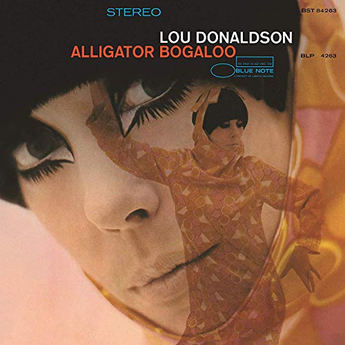 Lou Donaldson Alligator Bogaloo