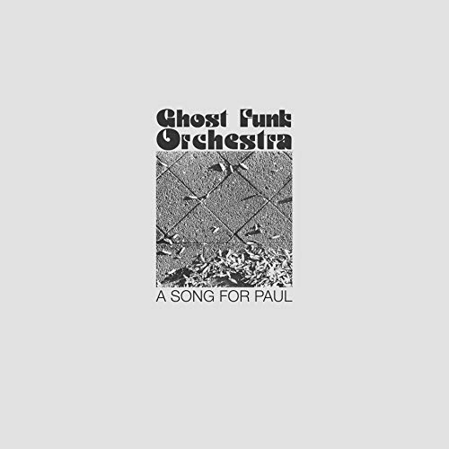 Ghost Funk Orchestra A Song For Paul (gold Vinyl)
