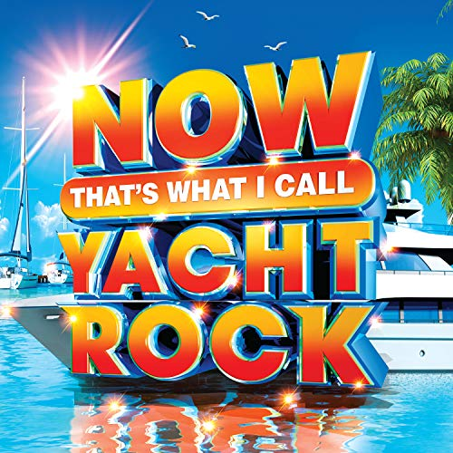 Now That's What I Call Music Now Yacht Rock 2 Lp Blue & White Swirl Vinyl