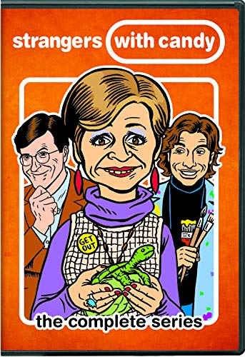 Strangers With Candy Complete Series DVD Nr