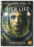 High Life Pattinson Binoche DVD R