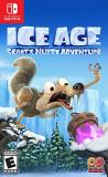 Nintendo Switch Ice Age Scrats Nutty Adventure