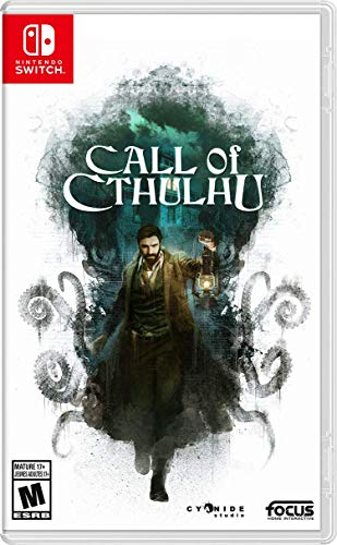 Nintendo Switch Call Of Cthulu