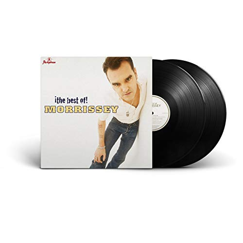 Morrissey ¡the Best Of! 2lp 180 Gram Vinyl Black Vinyl