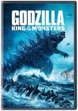 Godzilla King Of The Monsters Chandler Farmiga Brown DVD Pg13