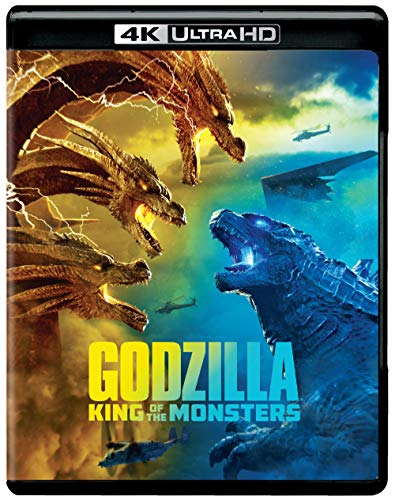 Godzilla King Of The Monsters Chandler Farmiga Brown 4khd Pg13