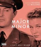 The Major & The Minor Rogers Miland Blu Ray Nr