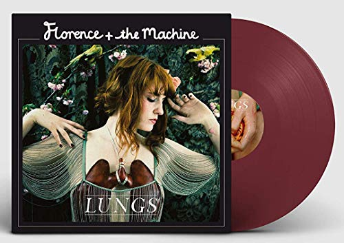 Florence & The Machine Lungs (red Vinyl) Red Vinyl