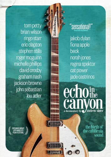 Echo In The Canyon Echo In The Canyon DVD Pg13