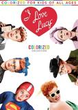 I Love Lucy Colorized DVD 16 Classic Episodes