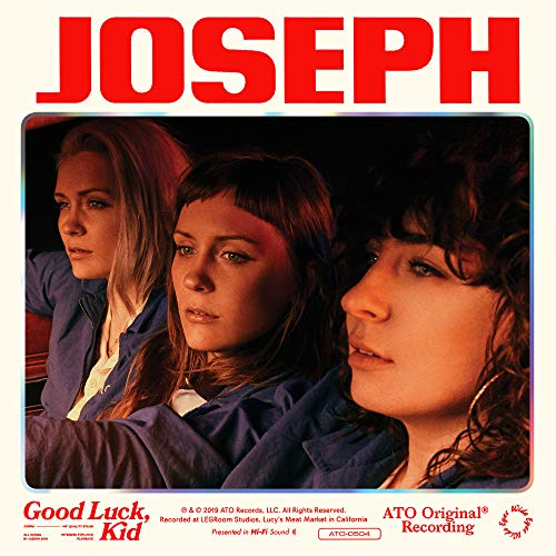 Joseph Good Luck Kid