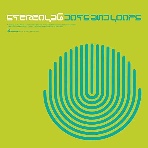 Stereolab Dots & Loops [expanded Edition] Black Vinyl