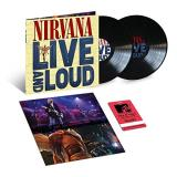 Nirvana Live & Loud 2 Lp