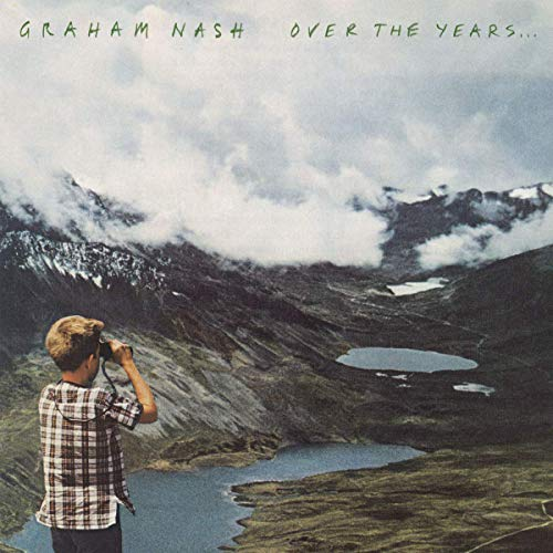 Graham Nash Over The Years... The Demos 1 Lp Black Vinyl Rhino Summer Of 69 Exclusive