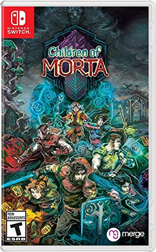 Nintendo Switch Children Of Morta