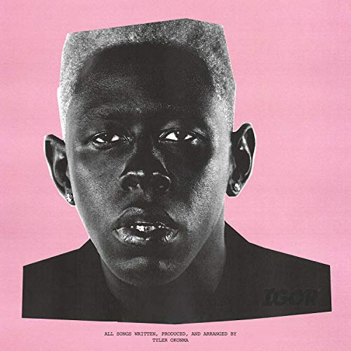 Tyler The Creator Igor 1 Lp 150 Gram Black Vinyl Printed Inner Sleeve Gatefold Jacket