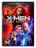 X Men Dark Phoenix Turner Mcavoy Fassbender Lawrence DVD Pg13