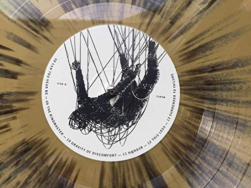 korn-the-nothing-gold-vinyl-with-black-splatter-indie-exclusive-explicit-version