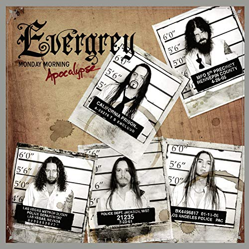 Evergrey Monday Morning Apocalypse .