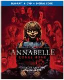 Annabelle Comes Home Grace Iseman Blu Ray DVD Dc R