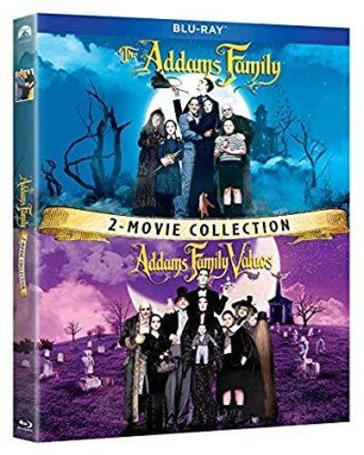 The Addams Family Addams Family Values 2 Movie Collection Blu Ray Pg13