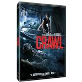 Crawl (2019) Scodelario Pepper Clark DVD R