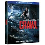 Crawl (2019) Scodelario Pepper Clark Blu Ray DVD Dc R