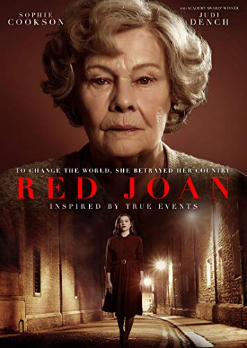 Red Joan Dench Cookson DVD R