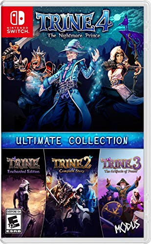 Nintendo Switch Trine Ultimate Collection