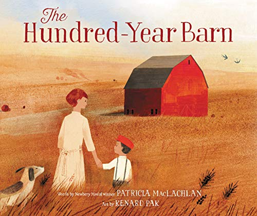 Patricia Maclachlan The Hundred Year Barn