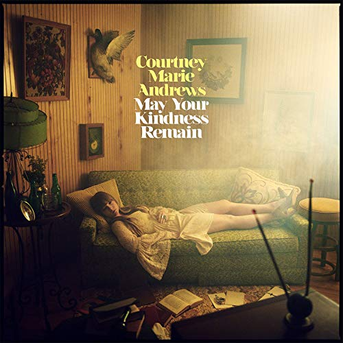 Courtney Marie Andrews May Your Kindness Remain (pink Vinyl) Ten Bands One Cause 2019 Pink Vinyl Ltd To 500