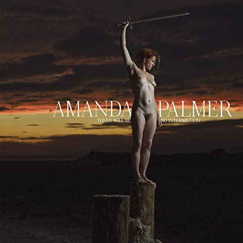 Amanda Palmer There Will Be No Intermission (pink Vinyl) Ten Bands One Cause 2019 Pink Vinyl Ltd To 500