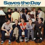 Saves The Day Through Being Cool Tbc20 (pink Vinyl) Ten Bands One Cause 2019 Pink Vinyl Ltd To 1000