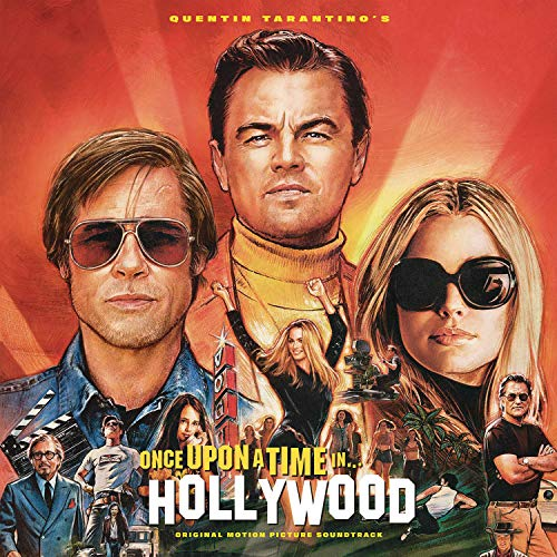 Once Upon A Time In Hollywood Original Motion Picture Soundtrack