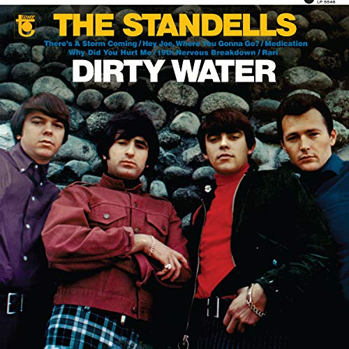 the-standells-dirty-water-gold-vinyl-gold-vinyl