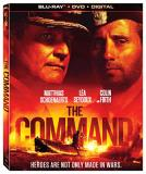 The Command Schoenaerts Seydoux Firth Blu Ray Pg13