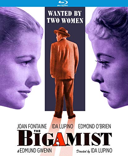 Bigamist O'brien Fontaine Lupino Blu Ray Nr