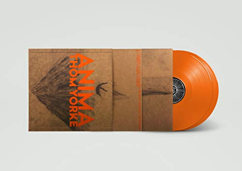 Thom Yorke Anima (orange Vinyl) Indie Exclusive 2lp