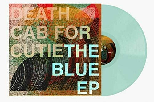 Death Cab For Cutie The Blue Ep (blue Vinyl) Limited Blue Vinyl