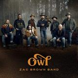 Zac Band Brown Owl 180g Colored Vinyl 1lp