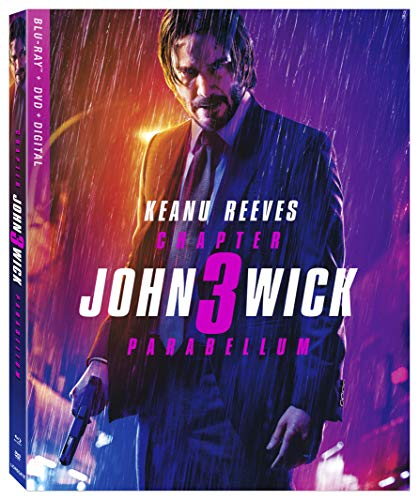 John Wick Chapter 3 Parabellum Reeves Berry Mcshane R