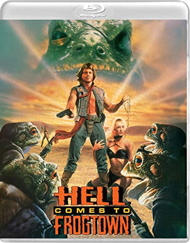 Hell Comes To Frogtown Piper Bergman Verrell Blu Ray R