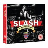 Slash Featuring Myles Kennedy & The Conspirators Living The Dream Tour Blu Ray 2 CD