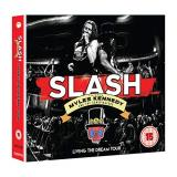 Slash Featuring Myles Kennedy & The Conspirators Living The Dream Tour DVD 2 CD